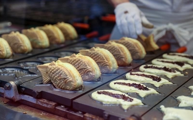 Famous Japanese Street Food
