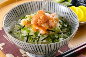 Delicious Japanese Traditional Food