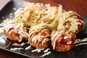 Takoyaki - Delicious Snacks From Kansai Japan