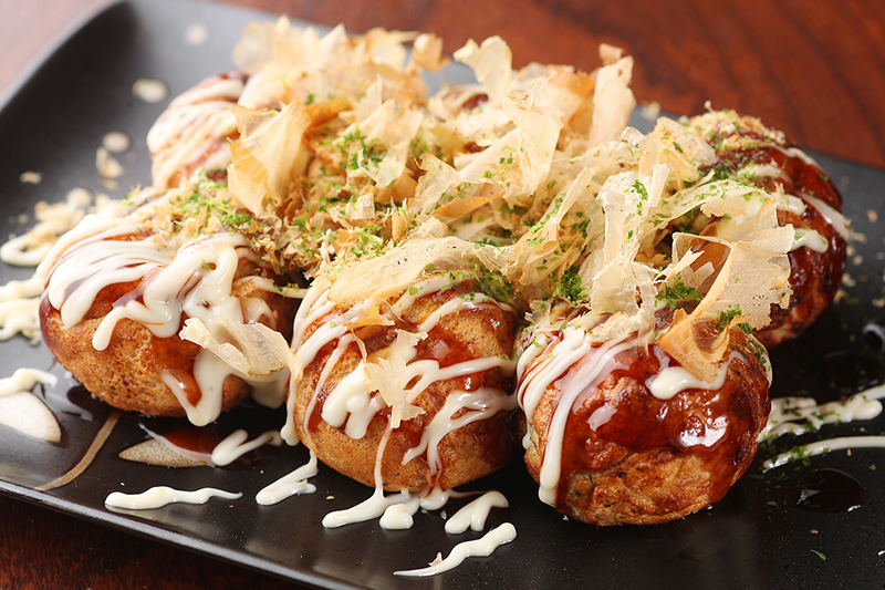 Takoyaki - Delicious Snacks From Kansai Japan