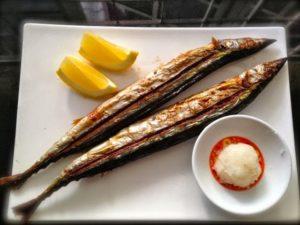 Sanma Fish - Japanese Autumn Season Favourite Fish