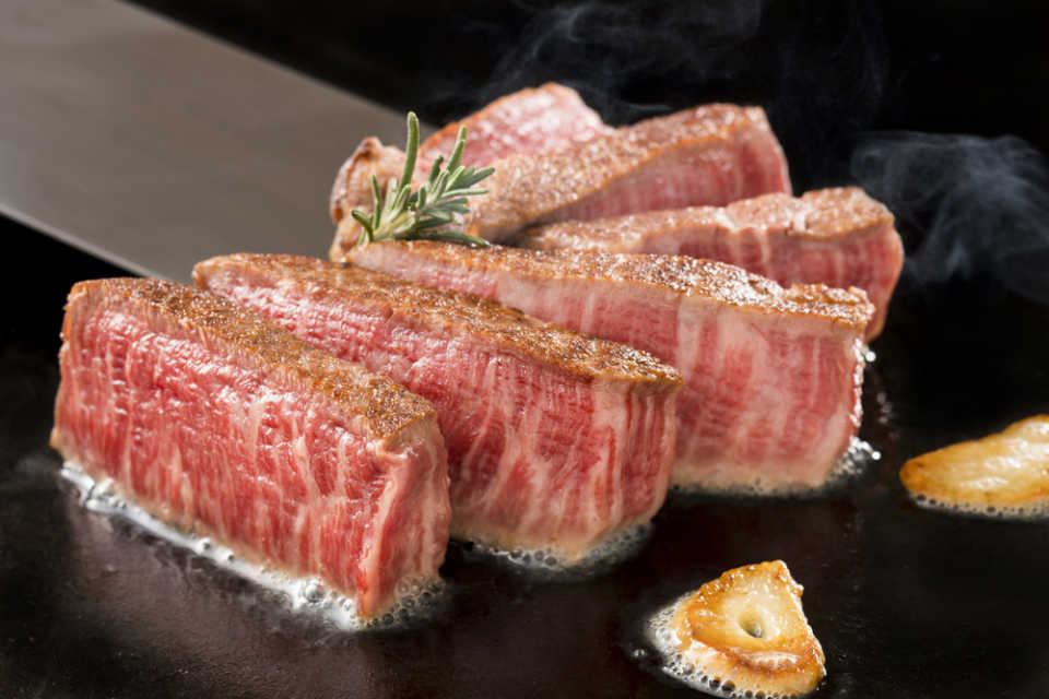Kobe Beef - The Most Delicious And Expensive Beef Meat In Japan
