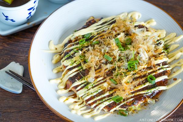 Best Okonomiyaki Restaurant In Jakarta