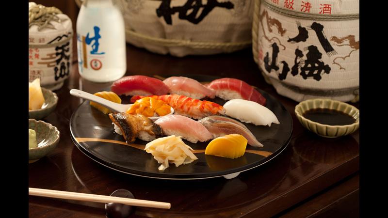 Best Sushi Restaurant In Jakarta