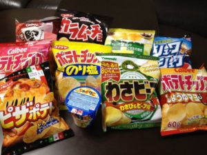 Best Chips With Unique Flavours In Japan