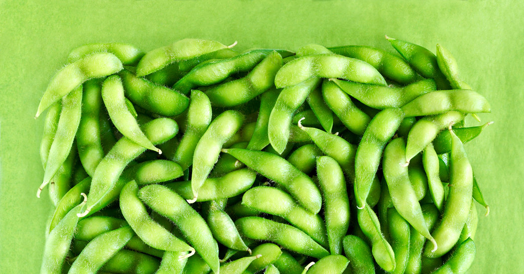 Edamame, The Most Popular Snack In Japan
