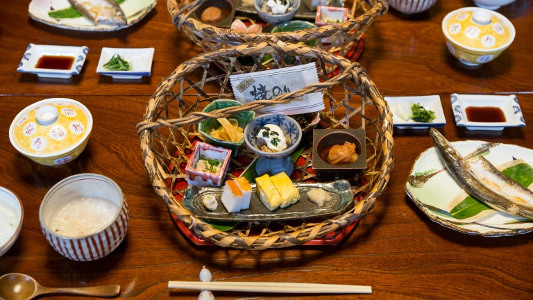Most Popular Traditional Japanese Food