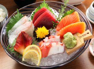 Most Popular Type of Sashimi In Japan